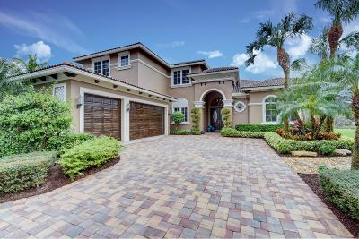 West Palm Beach Single Family Home For Sale: 10540 Hollow Bay Terrace