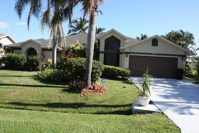 Port Saint Lucie, Saint Lucie West Single Family Home For Sale: 2099 SE Bowie Street
