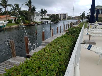 Boca Raton FL Condo For Sale: $197,000