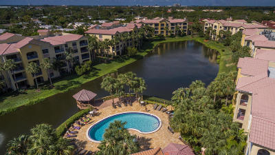 Juno Beach Condo For Sale: 200 Uno Lago Drive #404