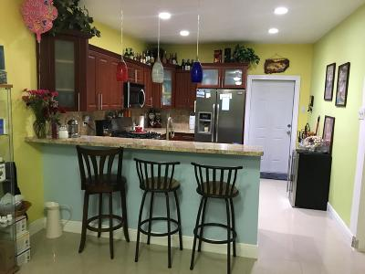 Lake Worth Single Family Home For Sale: 1514 S N Street