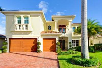 Palm Beach Gardens FL Single Family Home For Sale: $1,050,000