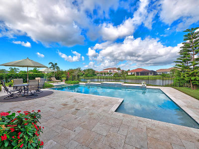 Jupiter Single Family Home Contingent: 125 Casa Circle