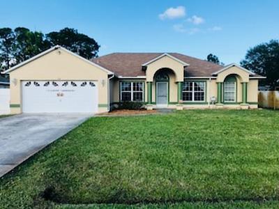 Port Saint Lucie, Saint Lucie West Single Family Home For Sale: 141 SW Fairview Avenue