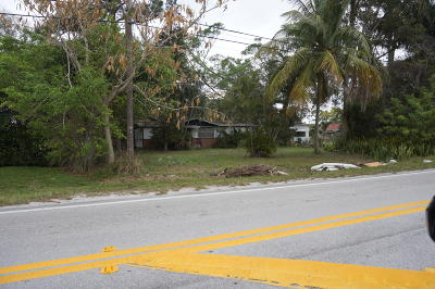 Lake Worth Multi Family Home For Sale: 4637 Kirk Road