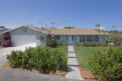 Boynton Beach Single Family Home For Sale: 231 SW 11th Avenue