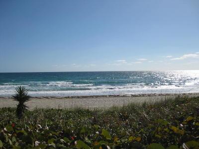 Highland Beach Condo For Sale: 3301 S Ocean Boulevard #604