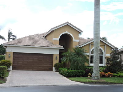 west palm Single Family Home For Sale: 10720 Grande Boulevard