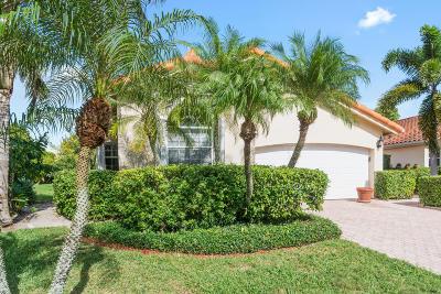 Delray Beach Single Family Home For Sale: 16457 Del Palacio Court