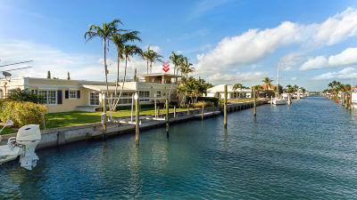 Singer Island FL Single Family Home For Sale: $1,390,000