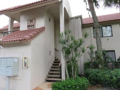 Boynton Beach Rental For Rent: 5533 Fairway Park Drive #203