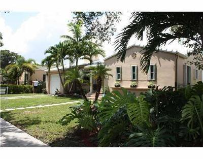 Miami Single Family Home For Sale: 2365 SW 19 Ter