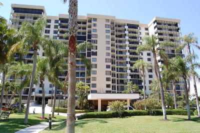 Coronado At Highland Beach Condo Condo For Sale: 3420 S Ocean Boulevard #5q