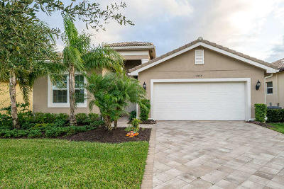 Boynton Beach Single Family Home For Sale: 8717 Sunbeam Mountain Terrace
