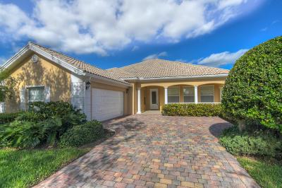 Port Saint Lucie, Saint Lucie West Single Family Home For Sale: 11342 SW Olmstead Drive