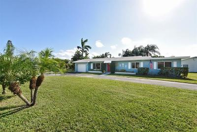 Delray Beach Single Family Home For Sale: 4730 Barrett Street