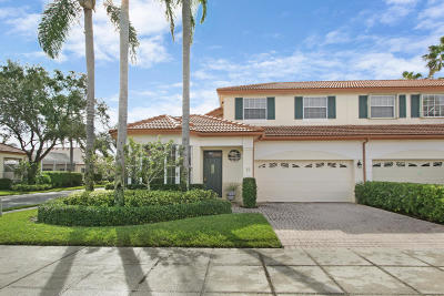 Palm Beach Gardens Rental For Rent: 77 Spyglass Way