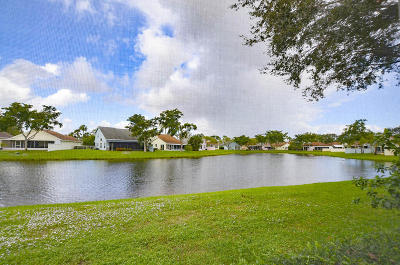Delray Beach Single Family Home For Sale: 7661 Mansfield Hollow Road