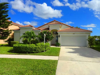 Boca Raton Single Family Home For Sale: 9719 Tavernier Drive
