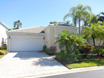Boca Raton Single Family Home For Sale: 7881 Travlers Tree Drive