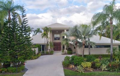 Boca Raton Single Family Home For Sale: 7151 Lions Head Lane