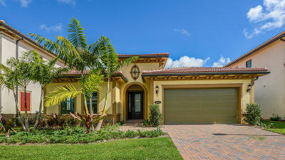 Parkland Single Family Home For Sale: 9210 Solstice Circle