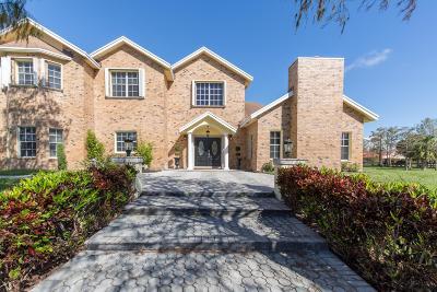 Loxahatchee Single Family Home For Sale: 19687 Black Falcon Road
