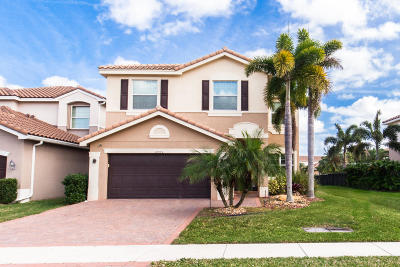 Boynton Beach Single Family Home For Sale: 10574 Cape Delabra Court