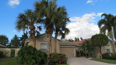 Boynton Beach Single Family Home For Sale: 7475 Chorale Road