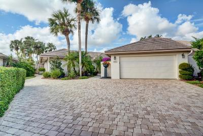Boca Raton Single Family Home For Sale: 20483 Linksview Drive