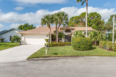 Delray Beach Single Family Home For Sale: 5581 Glen Abbey Court