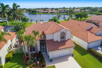 Lake Worth Single Family Home For Sale: 7528 Oakboro Drive