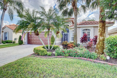 Boynton Beach FL Single Family Home For Sale: $324,800