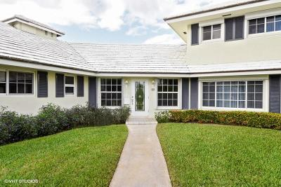 Palm Beach County Single Family Home For Sale: 1011 Langer Way