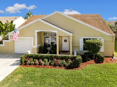 Boca Raton Single Family Home For Sale: 8562 Dynasty Drive