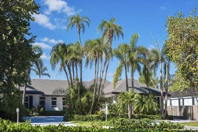 Delray Beach FL Single Family Home For Sale: $2,795,000