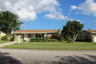 Delray Beach Single Family Home For Sale: 14608 Country Side Lane