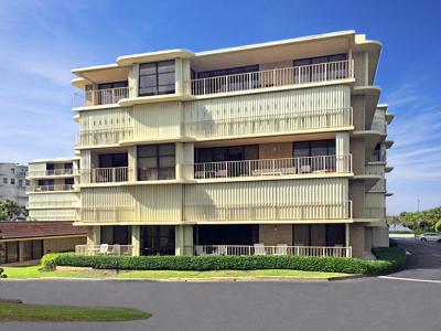 Palm Beach Condo For Sale: 3200 S Ocean Boulevard #D-503