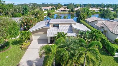 Delray Beach FL Single Family Home For Sale: $589,000