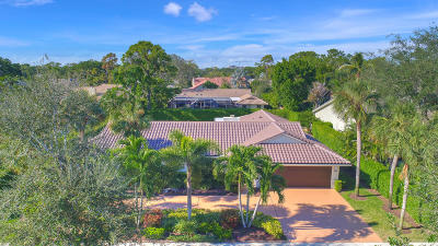 Boca Raton Single Family Home For Sale: 7117 Encina Lane