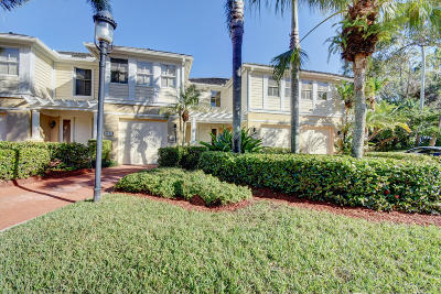 Boca Raton Townhouse For Sale: 5612 NW 40th Avenue