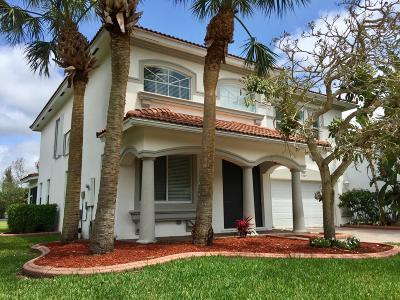 Lake Worth Single Family Home For Sale: 9245 Silver Glen Way