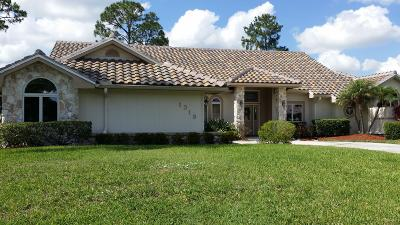 Port Saint Lucie Single Family Home For Sale: 1318 SW Cottonwood Cove