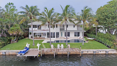 Manalapan Single Family Home For Sale: 1430 Lands End Road