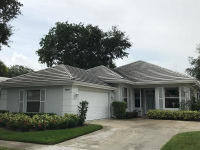 Palm Beach Gardens Single Family Home For Sale: 8684 Doverbrook Drive
