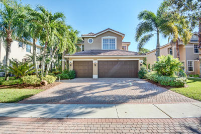 Delray Beach Single Family Home For Sale: 9883 Savona Winds Dr