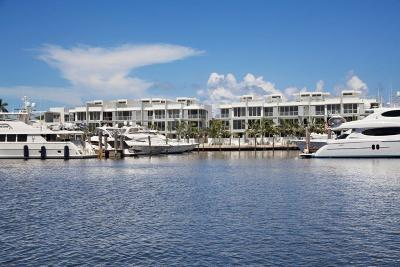 Delray Beach Townhouse For Sale: 132 Macfarlane Drive #Unit 4 (