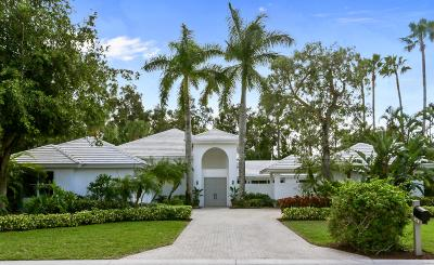 West Palm Beach Single Family Home For Sale: 1289 Breakers West Boulevard