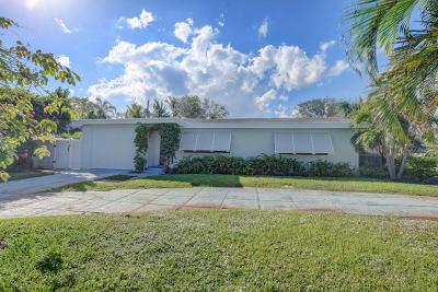 Boynton Beach Single Family Home For Sale: 3605 SE 2nd Street