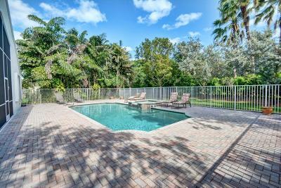 Delray Beach Single Family Home For Sale: 7533 Carmela Way